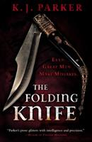 The Folding Knife 031603844X Book Cover