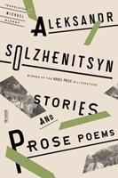 Stories and Prose Poems 0140035478 Book Cover