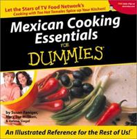Mexican Cooking Essentials for Dummies 0762413999 Book Cover