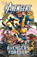 Avengers Forever 1302915525 Book Cover