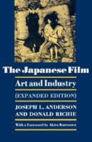 The Japanese Film 0691007926 Book Cover