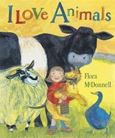 I Love Animals Big Book 1564023877 Book Cover