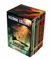 Gregor the Overlander Boxed Set #1-5 0545166810 Book Cover