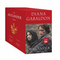 Outlander, Dragonfly in Amber, Voyager, Drums of Autumn 1101887486 Book Cover