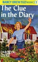 The Clue in the Diary 0448095076 Book Cover