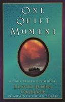 One Quiet Moment 1565075358 Book Cover