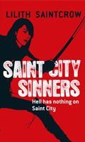 Saint City Sinners 0316021431 Book Cover