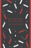 The Man Who Was Thursday 0399501517 Book Cover