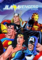 JLA/Avengers: The Collector's Edition 1401219578 Book Cover