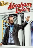 Abraham Lincoln (Saddleback Graphic Biographies) 1599052113 Book Cover