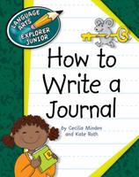 How to Write a Journal 1610802721 Book Cover