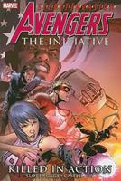 Avengers: The Initiative, Volume 2: Killed in Action 0785128611 Book Cover
