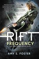 The Rift Frequency 0062443186 Book Cover