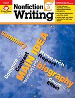 Nonfiction Writing, Grade 3 1609631706 Book Cover