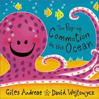 The Pop-Up Commotion in the Ocean 1589256808 Book Cover