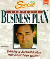 Streetwise Complete Business Plan: Writing a Business Plan Has Never Been Easier! (Adams Streetwise Series) 1558508457 Book Cover