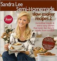 Semi-Homemade Slow Cooker Recipes 2 0696238152 Book Cover