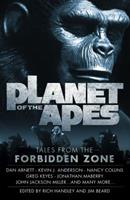 Planet of the Apes: Tales from the Forbidden Zone 1785652680 Book Cover