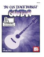 Mel Bay You Can Teach Yourself Guitar (You Can Teach Yourself) (You Can Teach Yourself) 0786644109 Book Cover