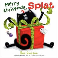 Merry Christmas, Splat 0545288010 Book Cover