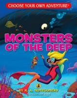 Monsters of the Deep 1933390379 Book Cover