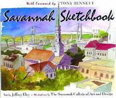 Savannah Sketchbook 1581920199 Book Cover