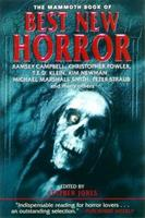 The Mammoth Book of Best New Horror 11 0786707925 Book Cover