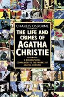 The Life and Crimes of Agatha Christie 0030627842 Book Cover