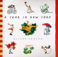 A Year in New York 1885492243 Book Cover