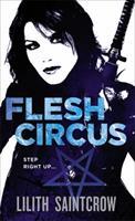 Flesh Circus 0316035459 Book Cover