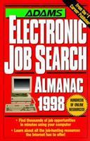 Adams Electronic Job Search Almanac 1997 (Adams Almanac Series) 1558507531 Book Cover