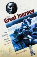The Great Journey: The Peopling of Ancient America 0500050457 Book Cover