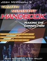 Josh Mcdowell's Youth Ministry Handbook Making The Connection 0849942098 Book Cover