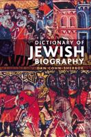 Dictionary of Jewish Biography 0195223918 Book Cover