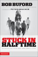 Stuck in Halftime 0310235839 Book Cover