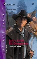Just A Little Bit Dangerous 0373272154 Book Cover