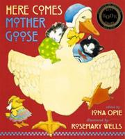 Here Comes Mother Goose 0763606839 Book Cover