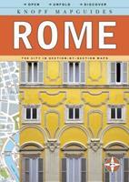 Knopf MapGuide: Rome 0375711007 Book Cover