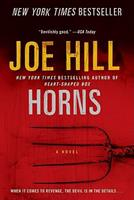 Horns 0062360027 Book Cover